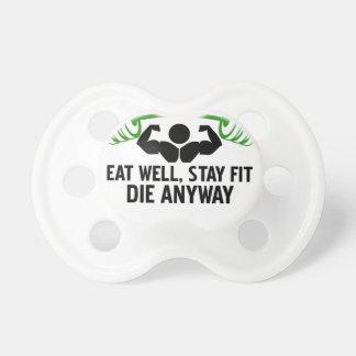 eat well dummy