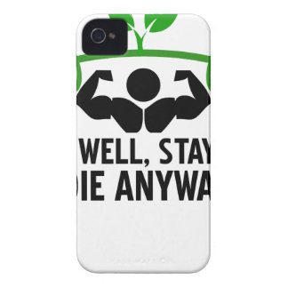 eat well graphic design iPhone 4 covers