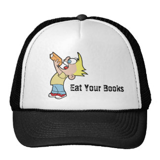 Eat Your Books Hat