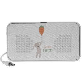 Eat Your Carrots! Travel Speaker