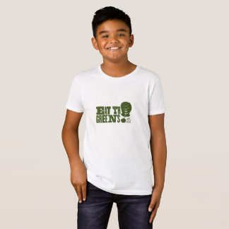 Eat Yr Greens Georgia Organics Boy Tshirt