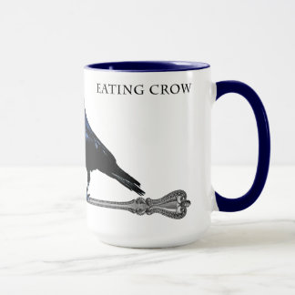 Eating Crow Coffee Mug