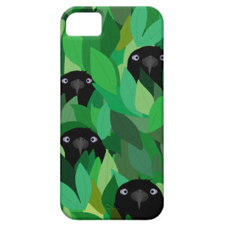 Eating Crow iPhone SE + iPhone 5/5S, Barely There Barely There iPhone 5 Case
