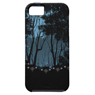 Eating Crow iPhone SE + iPhone 5/5S, Tough Case
