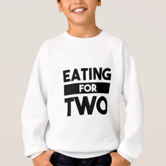 Eating for Two Sweatshirt