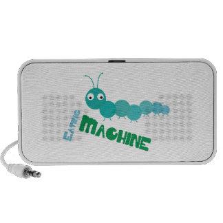 Eating Machine Travel Speakers