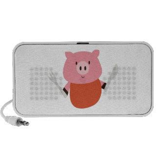 Eating Pig iPod Speaker