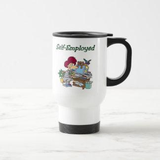 Ebay self employed mug