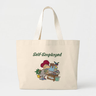 Ebay self employed tote bag