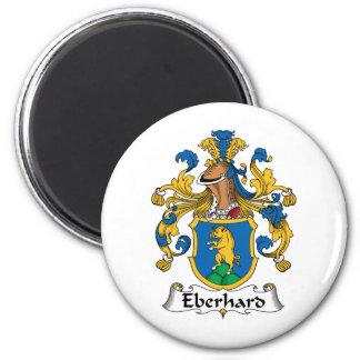 Eberhard Family Crest Magnet