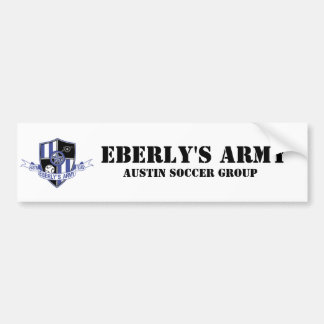 Eberly's Army Bumper Sticker