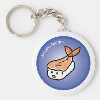 Ebi Sushi Key Ring