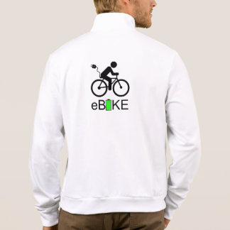 """Ebike"" jackets for men"