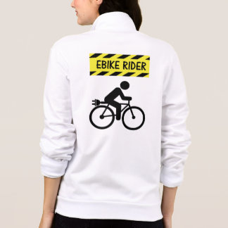 """""""Ebike rider"""" cycling jackets for her"""