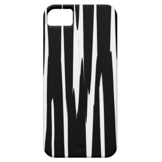 EBONY & IVORY in the first (zebra stripe art) ~ Barely There iPhone 5 Case