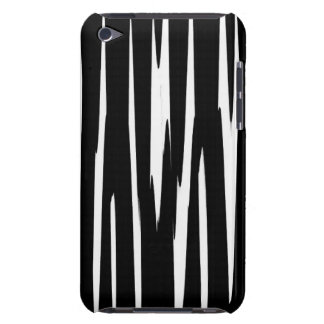 EBONY & IVORY in the first (zebra stripe art) ~ iPod Touch Covers