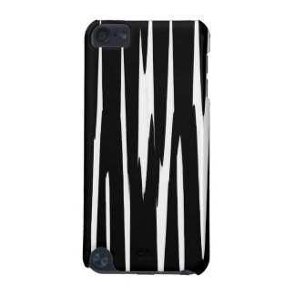 EBONY & IVORY in the first (zebra stripe art) ~ iPod Touch 5G Case