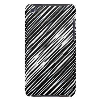 EBONY & IVORY (Zebra stripes) ~ iPod Case-Mate Case