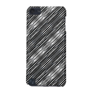 EBONY & IVORY (Zebra stripes) ~ iPod Touch (5th Generation) Cases