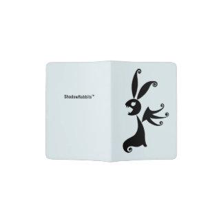 Ebony the Shadow Rabbit Passport Holder