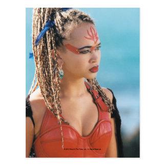 Ebony The Tribe Post Cards