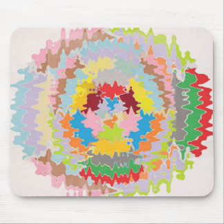 EBR Rainbow Colors:  Energy Balance Mousepad