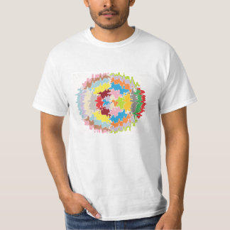 EBR Rainbow Colors:  Energy Balance T-Shirt