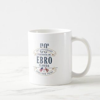 Ebro, Florida 50th Anniversary Mug