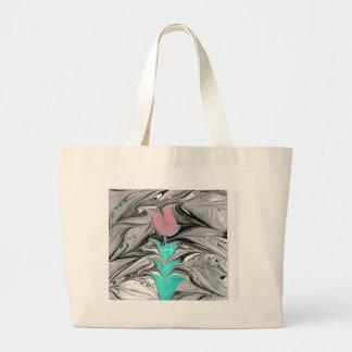 Ebru Large Tote Bag