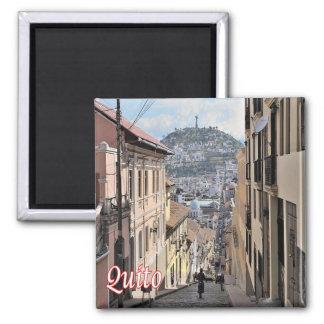 EC - Ecuador - Quito - Old Town Magnet