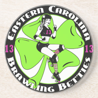 ECBB coaster