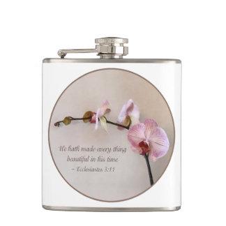 Ecc 3 11 He Hath Made Everything Beautiful II Flasks