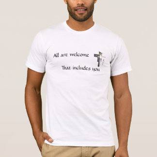 ECC T-shirt for the gents