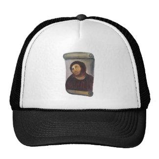 Ecce homo mesh hats