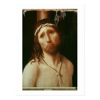 Ecce Homo (oil on panel) Postcard