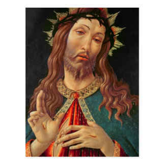 Ecce Homo, or The Redeemer, c.1474 Postcard