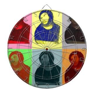 Ecce Homo - Pop Art Style Dartboard