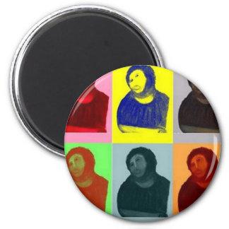 Ecce Homo - Pop Art Style Magnet