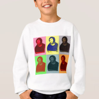 Ecce Homo - Pop Art Style Sweatshirt