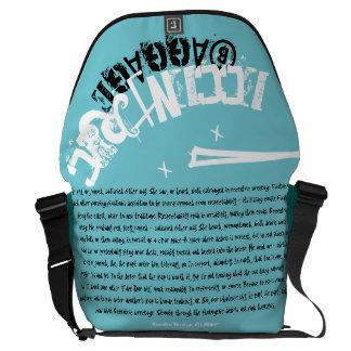 Eccentric Baggage Messenger Bag