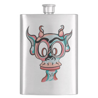 Eccentric Demon Flask