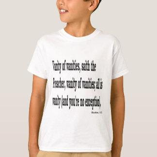 Eccles. 1:2, w2 T-Shirt
