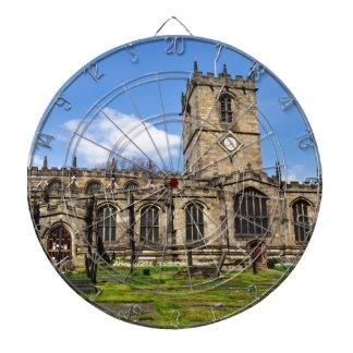 Eccles field church sheffield dart boards