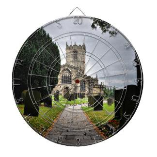 ecclesfield church dartboard