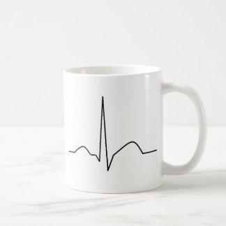 ECG - synus rhythm Coffee Mug