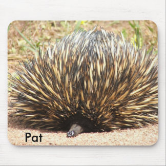 echidna_01, Pat Mouse Pad