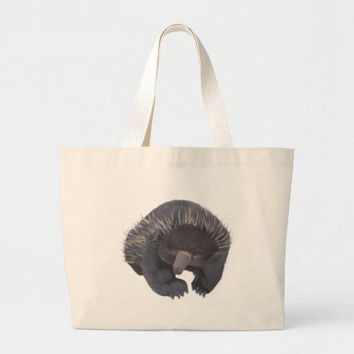 Echidna Canvas Bags