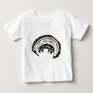 Echidna Shadow Baby T-Shirt