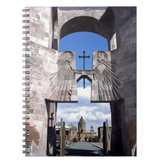 ECHMIADZIN ARMENIA NOTEBOOKS