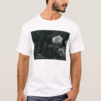 Echo Base flower by Suzanne Renee T-Shirt